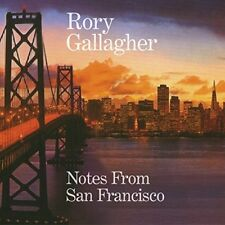 Rory Gallagher Notes From San Francisco LP Vinyl European Universal 2018 9