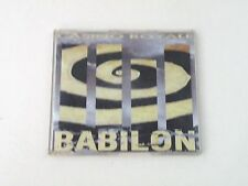 CASINO ROYALE - TRENO PER BABILON - RARO CD SINGOLO PROMO 1993 - EX-/EX-