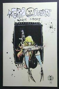 GRRL SCOUTS MAGIC SOCKS #1 IMAGE 25th ANNIV. BLIND BOX 1:26 COLOR TRADE DRESS