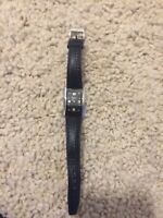 Movado Watch With Leather Band