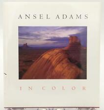 Ansel Adams In Color 1993 Ed. By Harry Callahan Photography Book HC DJ