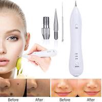 Laser Freckle Dark Spot Removal Pen Skin Mole Wart Tag Removal +5 Needle