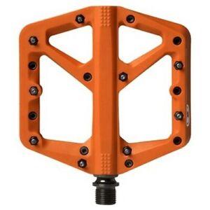 Crankbrothers MTB Pedals - Stamp 1 Large - Orange