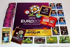 Panini EM Euro 2012 – KOMPLETTSATZ COMPLETE SET + HARDCOVER ALBUM + NEUER + ITA