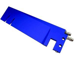 NEW Hot Racing Aluminum Dual Pick-Up Rudder Blade for Traxxas Spartan SPN48DR06