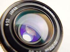 TAMRON 70-210mm F/4-5.6 Macro Lens with Adaptall 2