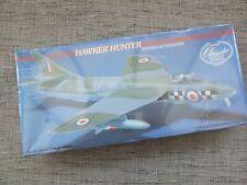 LINDBERG 2211 - RAF HAWKER HUNTER JET FIGHTER - RARE 1/48 MODEL KIT