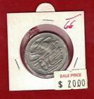 1966 Australia Twenty Cent Unc