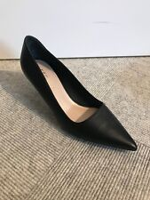 ESCADA  PUMPS SCHUHE BLACK GR. 37 NEU
