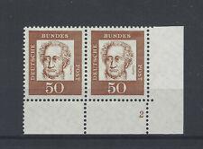 Bund Formnummer, Eckrand FN 2 B  postfrisch Michel Nr 356 y