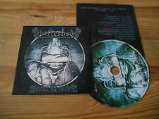 CD Metal Defleshed - Under The Blade (11 Song) Promo INVASION REC cb