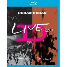 "DURAN DURAN ""A DIAMOND IN THE MIND - LIVE 2011""  BLU-RAY NEU"