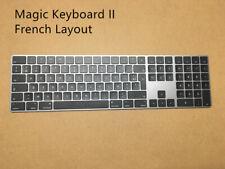 Apple Magic Keyboard avec Pavé Numérique Gris Sidéral