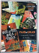 MARTA SUI TUBI NUDI E CRUDI DVD + EP (L'UNICA COSA) F.C. SIGILLATO!!!
