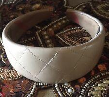 Authentic Burberry Beige Headband