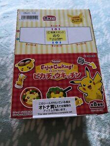 Pikachu Kitchen Pokemon Rement Set Nintendo BN