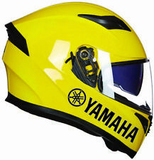 Yamaha (Motor Sports) Logo Decal / Sticker - High Quality