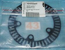 anneau de capteur ABS avant KTM 690 DUKE /R de 2013/2015 76042020000 neuf