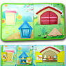 Kids Cloth Books Toddler Early Educational Gift Funny Brain Soft Colorful Toy