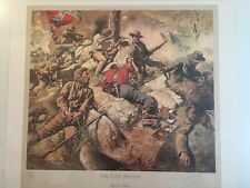 The Last Rounds By Don Troiani Limited Edition Print