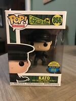 FUNKO POP KATO UNMASKED THE GREEN HORNET 2019 SDCC COMIC CON TOY TOKYO EXCLUSIVE