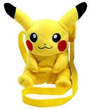 Pokemon Plush Shoulder Bag Pikachu 16 cm Play Borse