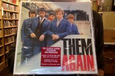 Them Again LP sealed 180 gm vinyl RE reissue Van Morrison