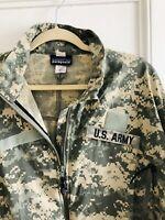 Patagonia Military Issue Jacket US Army ACU GEN III Windbreaker Men's Large
