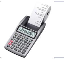 Small Casio Hr 8tm Printing Calculator Paperfresh Inkmanualcleanadapter N