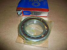 Skf 7011 Cd/Hcp4Adga Super Precision Bearing 1/2 Set New In Box