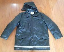 Vtg Spiewak Golden Fleece Parka Extreme Cold Scovill Zip Jacket Police EMS L USA