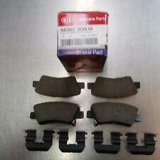 NEW KIA OEM REAR BRAKE PADS. FITS 2012-2015 KIA OPTIMA