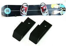 SCHWARZ Snowboardhalter Snowboard Skateboard Wandhalterung Wand Halter Halterung