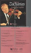CD--HELMUT ZACHARIAS--LUST AUF GEFUEHL