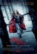 RED RIDING HOOD Movie POSTER 27x40 B Gary Oldman Amanda Seyfried Lukas Haas