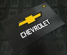 Chevrolet Non-Slip Silicone Pad Sticky Grip Mat For Car Dash Phone Mount
