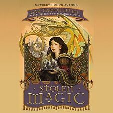 Stolen Magic Audio CD – Audiobook, CD by Gail Carson Levine (Author)