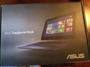 ASUS Transformer LAPTOP TABLET  T100TA 64GB,WINDOWS 8.1 - IN FACTORY BOX