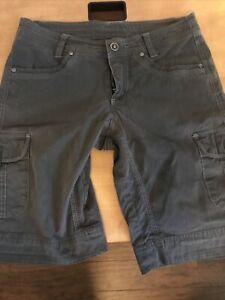 Kuhl Shorts Women's Size 6 Olive Green