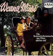 LP  Weana Musi - Die Konzertschrammeln aus Wien spielen auf