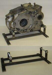 Honda XBR 500 Motor Montageständer Montagebock XBR500 GB500