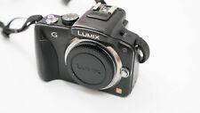 Panasonic Lumix dmc-g3, espejos lotes sistema cámara Body