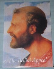 The Bellini Appeal, Rare 1977 Leaflet, Madonna & Child Enthroned with Saints