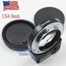 *US STOCK* 6.0 TECHART LM-EA7 II AF Adapter Leica M Lens to Sony E A7R3 A7II A9