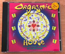 Orgasmic House CD  - 12 Underground House Tracks From 90's Label Sun Up Records