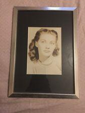 frame Photograph Of Actress