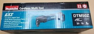 Brand New Makita 18V LXT Cordless Multi-Tool DTM50Z CDN SELLER SHIPS NEXT DAY !