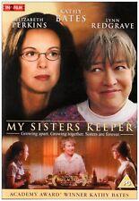 MY SISTERS KEEPER KATHY BATES LYNN REDGRAVE ELIZABETH PERKINS UK DVD NEW SEALED
