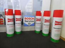 BALLISTOL Universalöl Spray 5 x 400 ml Kriechöl Waffenöl Öl 21810 Klever Schutz