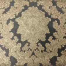 Arthouse Vintage Vicenza Damask Wallpaper Black (270405)